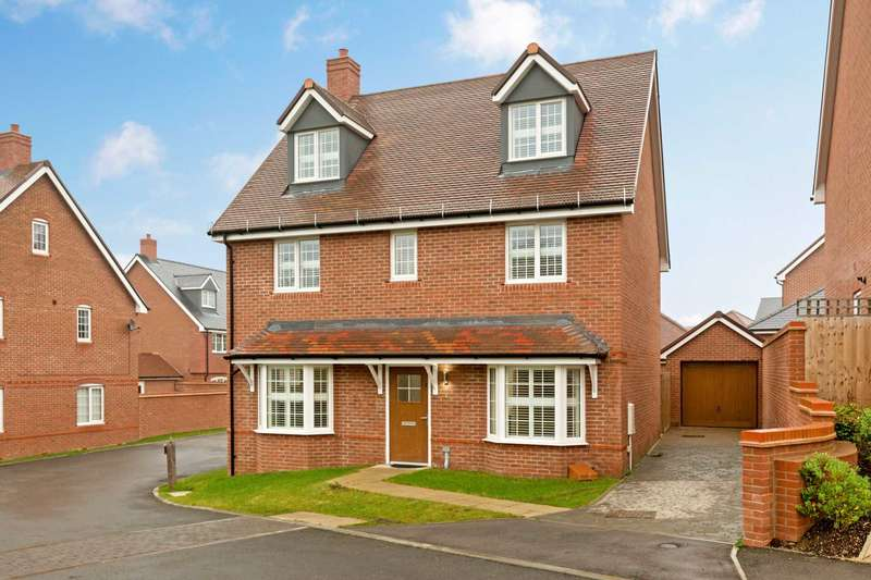 5 Bedrooms Detached House for sale in Vantage Street, Aston Clinton