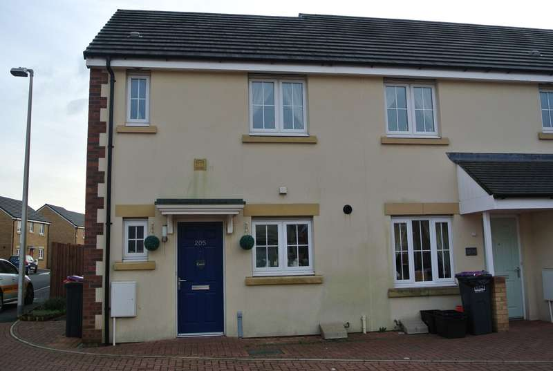 2 Bedrooms End Of Terrace House for sale in Parc Panteg, Griffithstown, Pontypool, NP4