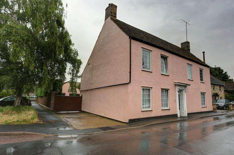 5 Bedrooms Detached House for sale in Fountain Lane, Soham