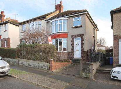 3 Bedrooms Semi Detached House for sale in Northcote Road, Sheffield, South Yorkshire