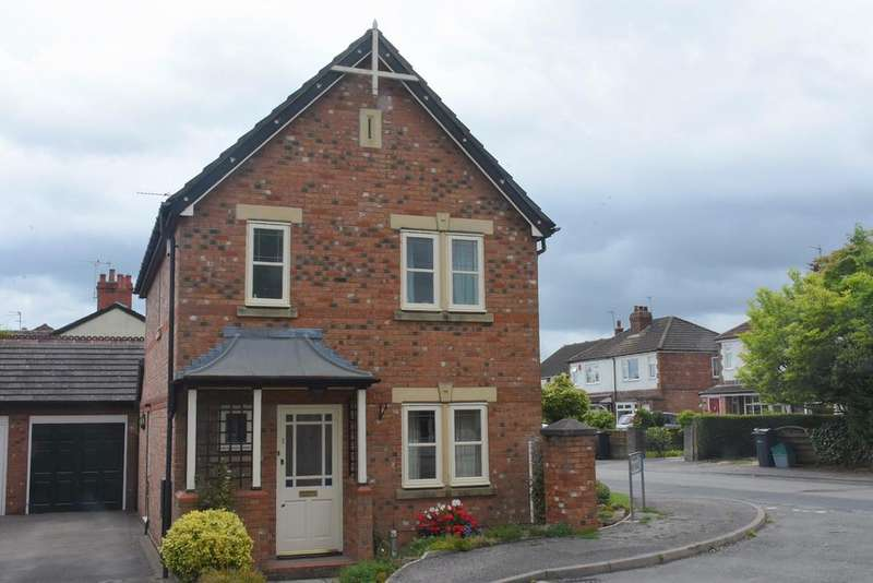 3 Bedrooms Detached House for sale in Ashley Grange, Davenham
