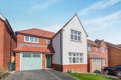 4 Bedrooms Detached House for sale in Pinhoe, Exeter, Devon