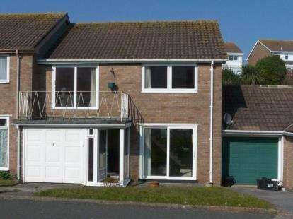 4 Bedrooms Terraced House for sale in Broadsands Park, Paignton, Devon