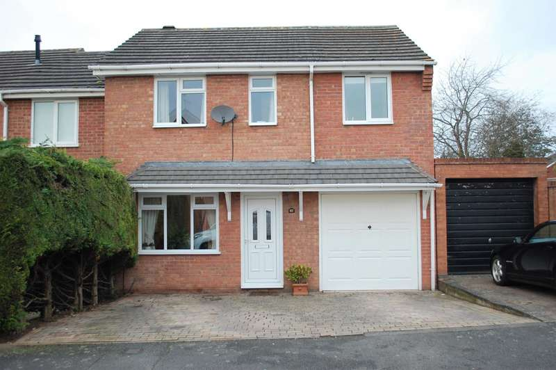 4 Bedrooms Detached House for sale in Marleigh Road, Bidford-on-Avon, B50