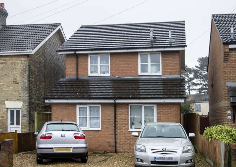 5 Bedrooms Detached House for sale in Windham Road, Springbourne, Bournemouth