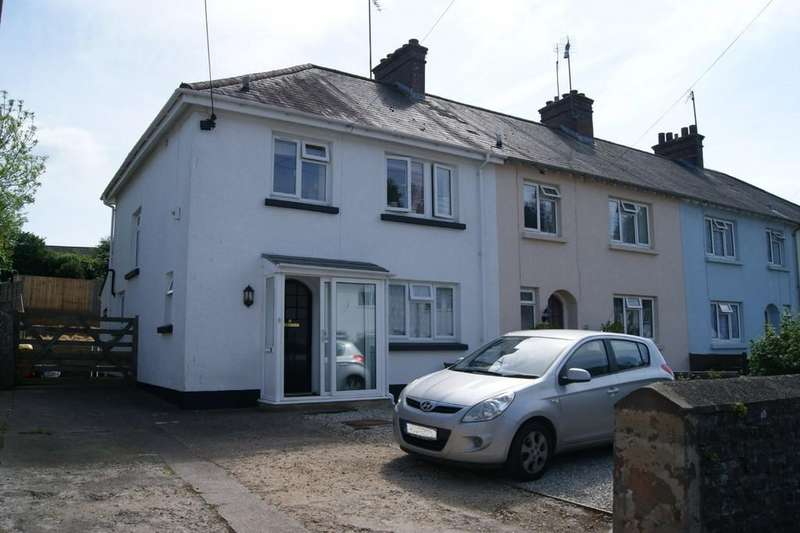 4 Bedrooms End Of Terrace House for sale in North Tawton