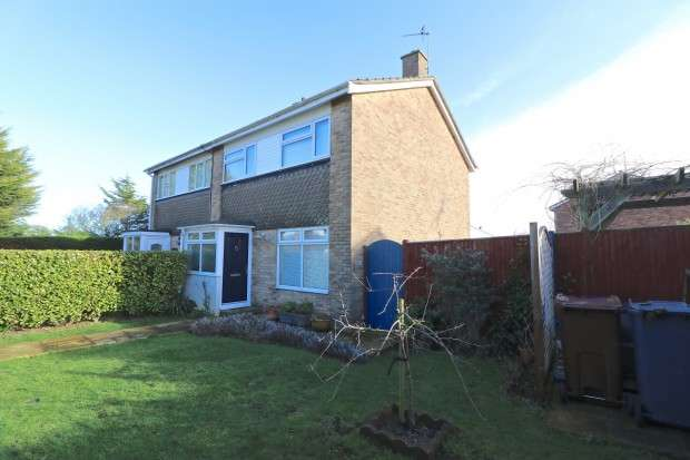 3 Bedrooms Semi Detached House for sale in Oxendean Gardens, Eastbourne, BN22