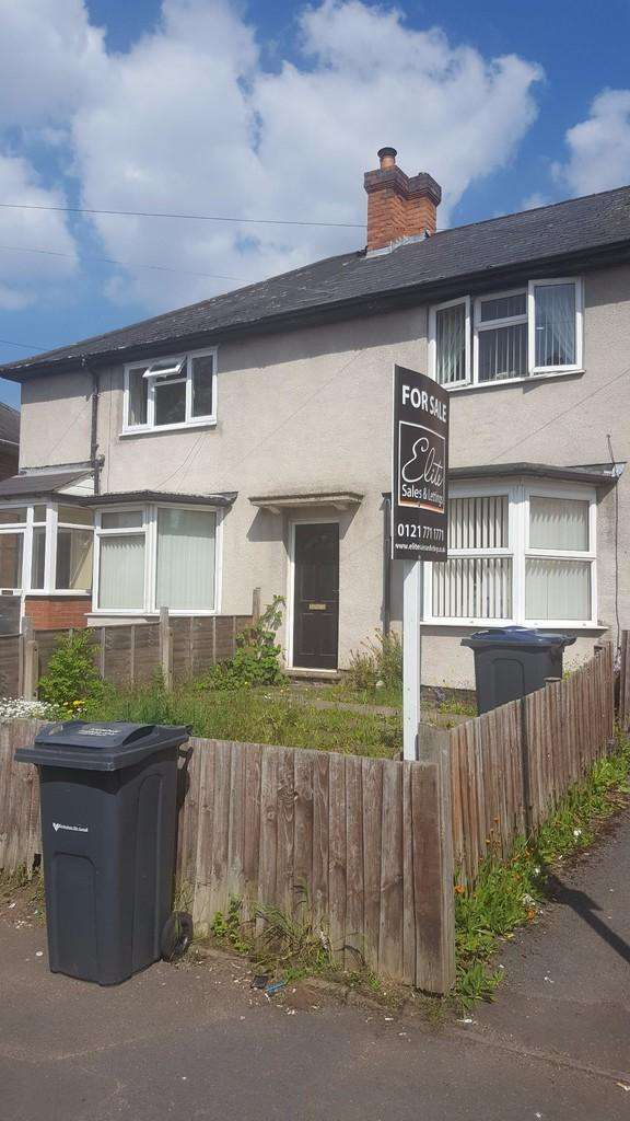 2 Bedrooms Terraced House for sale in 41 The Ring, Yardley
