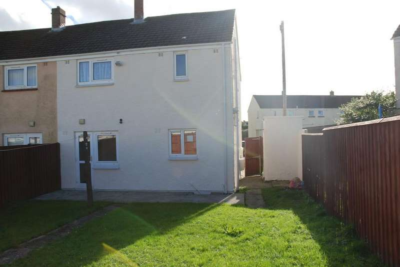 3 Bedrooms Semi Detached House for sale in Furzy Park, Haverfordwest