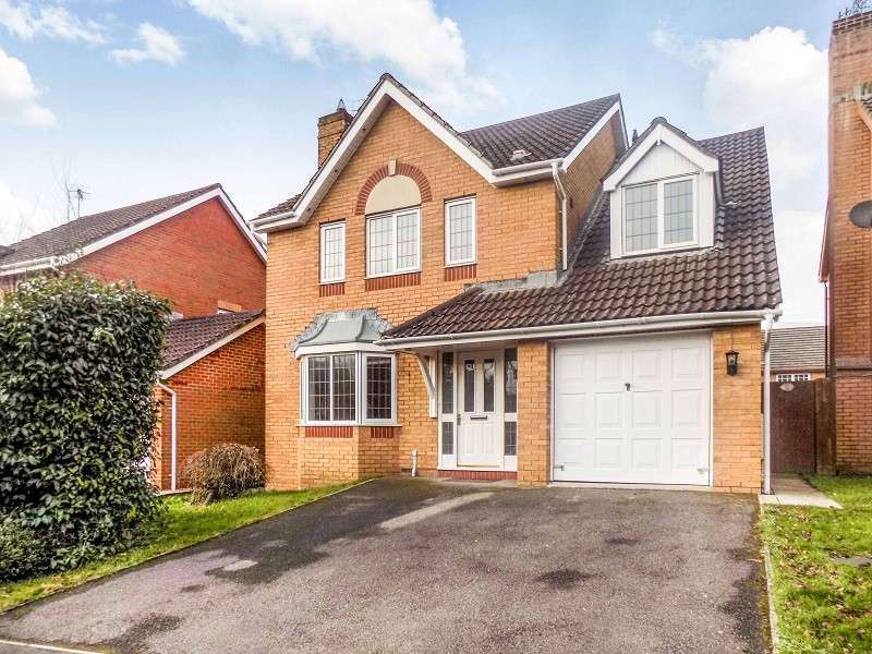 4 Bedrooms Detached House for sale in Llys Castell , Margam Village, Port Talbot, Neath Port Talbot. SA13 2UX