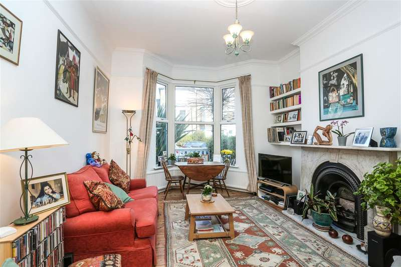 2 Bedrooms Apartment Flat for sale in Huddleston Road, London