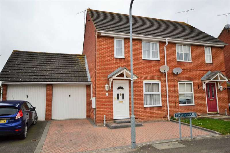 2 Bedrooms Semi Detached House for sale in Tiree Chase, Wickford