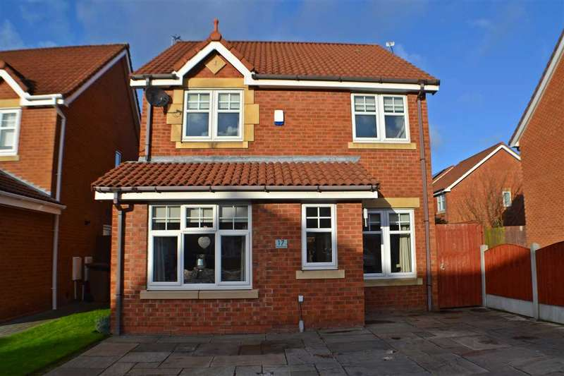 3 Bedrooms Detached House for sale in Rolling Mill Lane, St Helens, St Helens