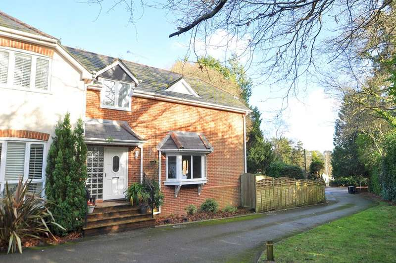 3 Bedrooms Mews House for sale in Eaton Mews, West Parley