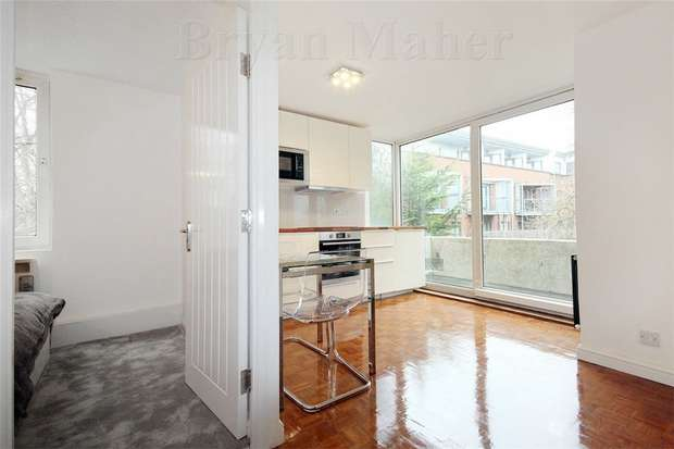 1 Bedroom Flat for sale in 123 Slough Lane, LONDON