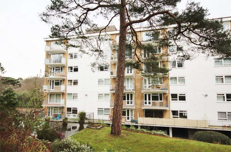 2 Bedrooms Flat for sale in Castle Hill Court, 72 Bournemouth Road, Poole