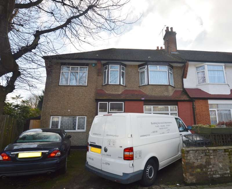 9 Bedrooms End Of Terrace House for sale in Southbury Road, Enfield, Middlesex, EN1 1QP