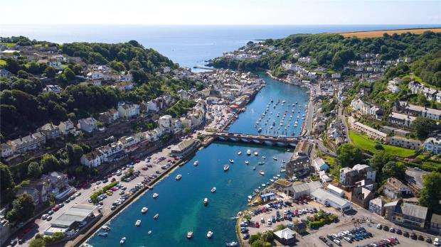 1 Bedroom Flat for sale in River View, Station Road, Looe, Cornwall