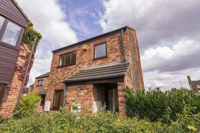 3 Bedrooms Terraced House for sale in St Marys Court, Derby