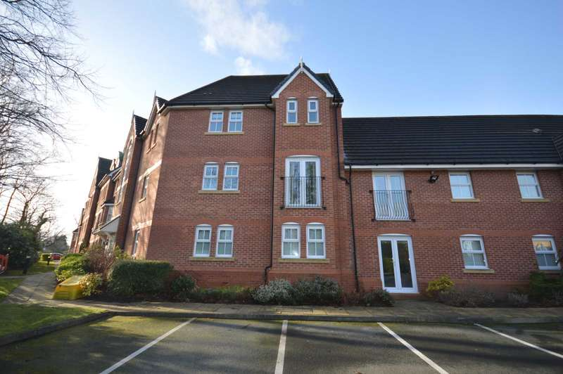 2 Bedrooms Apartment Flat for sale in Bethany Court, Spital