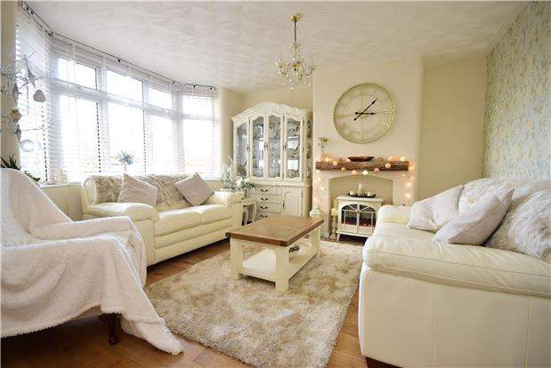 4 Bedrooms Semi Detached House for sale in Beaufort Road, Staple Hill, BRISTOL, BS16 5JX