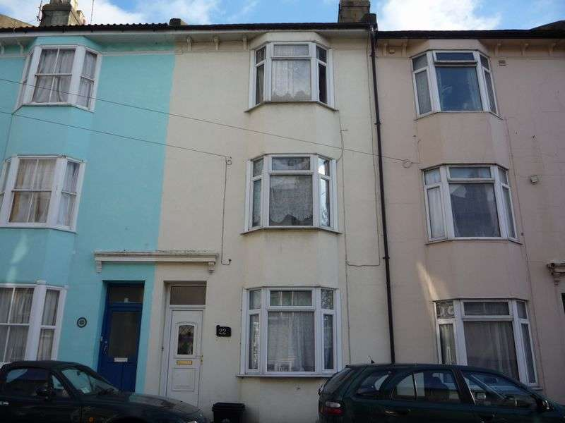 4 Bedrooms Terraced House for rent in St. Martins Place, Brighton