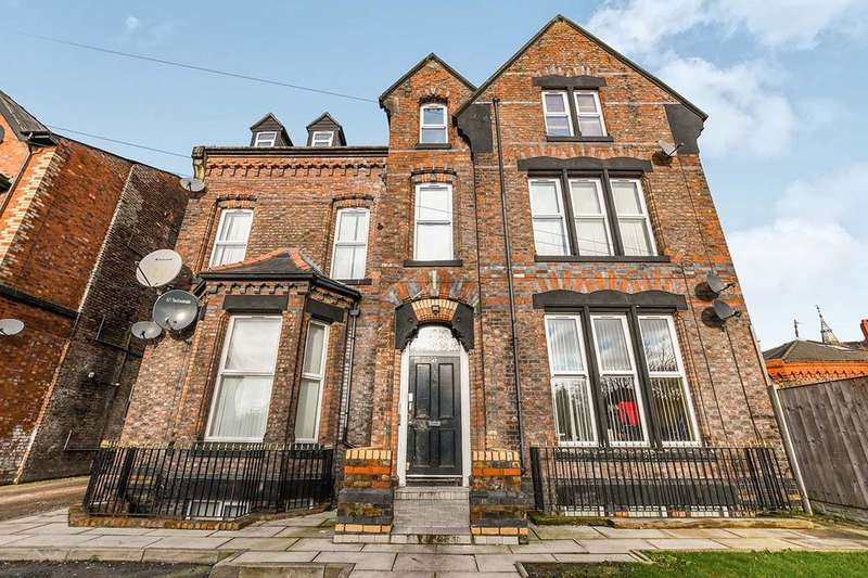 2 Bedrooms Flat for sale in Bentley Road, Liverpool, L8