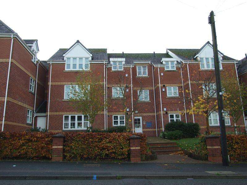 2 Bedrooms Apartment Flat for rent in Northway, Dudley