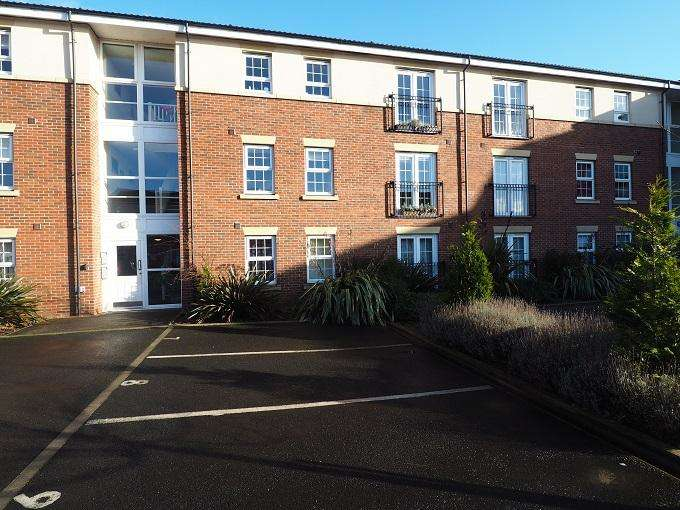 2 Bedrooms Apartment Flat for sale in Acklam Court, Beverley, East Riding of Yorkshire, HU17 0FL