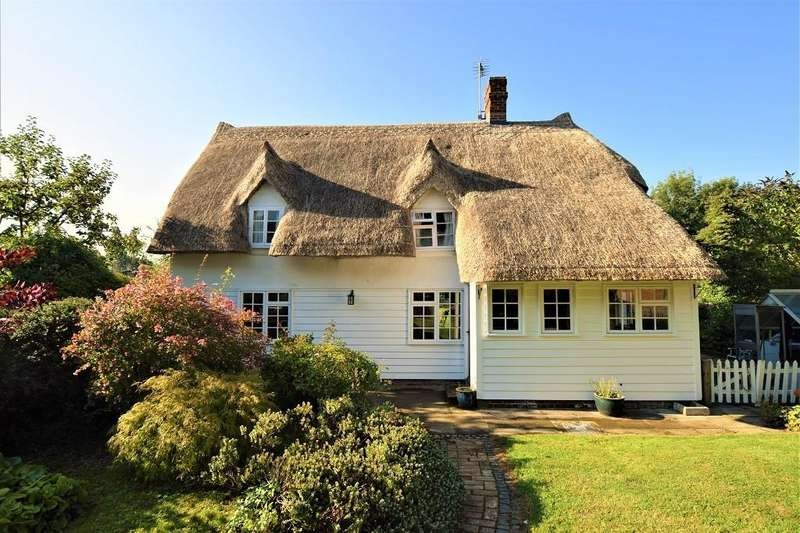 3 Bedrooms Cottage House for sale in Green Street, Great Canfield