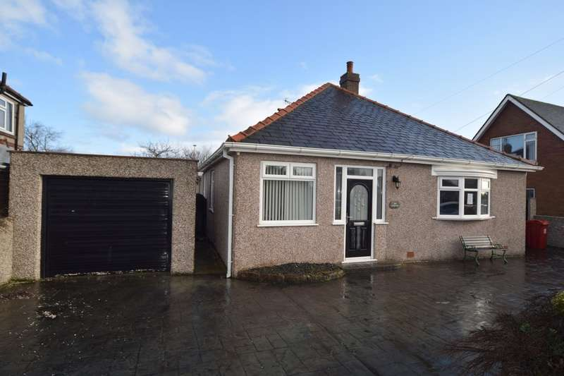 4 Bedrooms Detached Bungalow for sale in Dane Avenue, Barrow-in-Furness, Cumbria, LA14 4JY