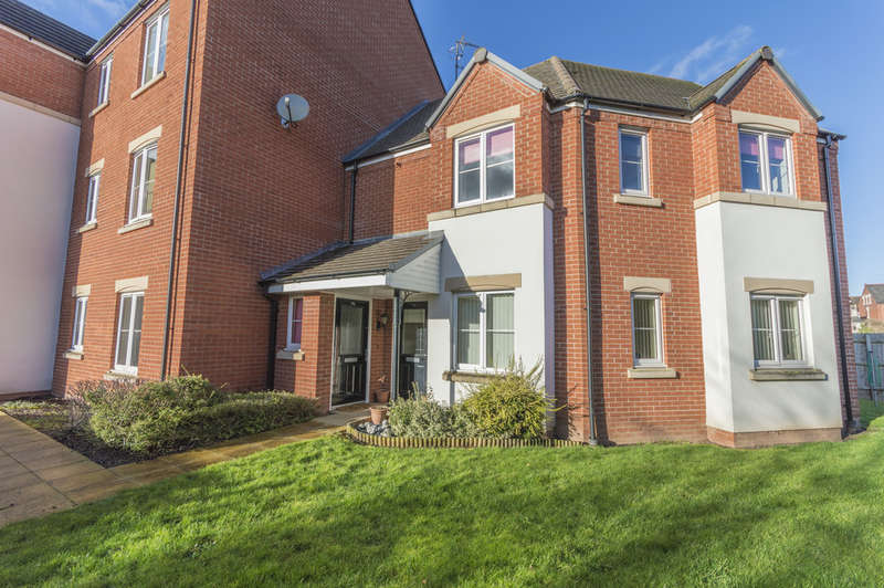 1 Bedroom Flat for sale in Hume Street, Kidderminster