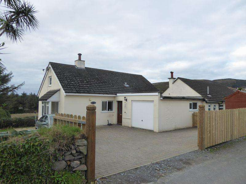 5 Bedrooms Detached Bungalow for sale in Surby Road, Ballafesson, Port Erin, IM9 6TE