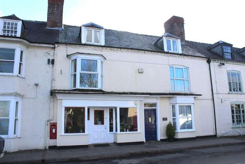 5 Bedrooms Terraced House for sale in High Street, Llanfair Caereinion