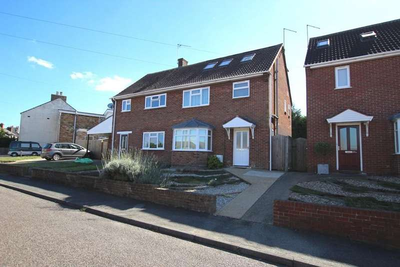 3 Bedrooms Town House for sale in West Fen Road, Ely