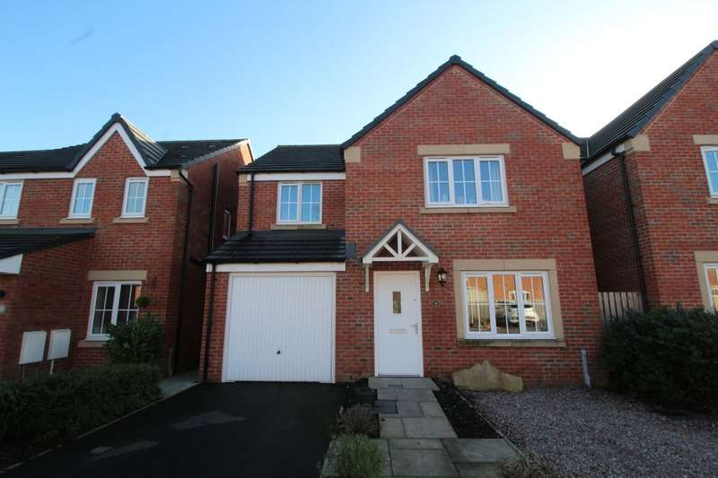 4 Bedrooms Detached House for sale in Barley Edge, Carlisle, CA1