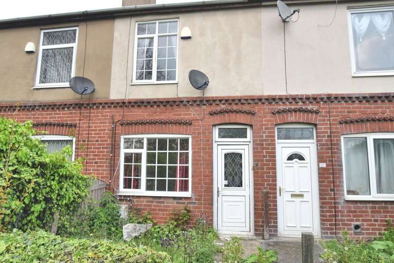 2 Bedrooms Terraced House for sale in Railway View, Goldthorpe