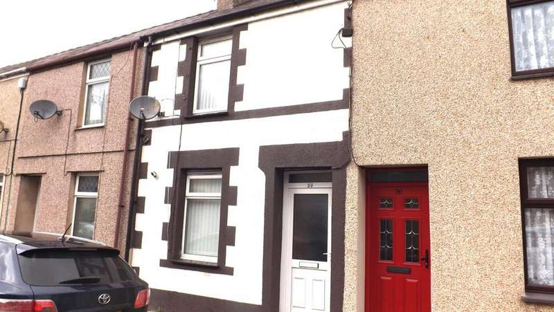 2 Bedrooms Terraced House for rent in Stryd Y Wyddfa