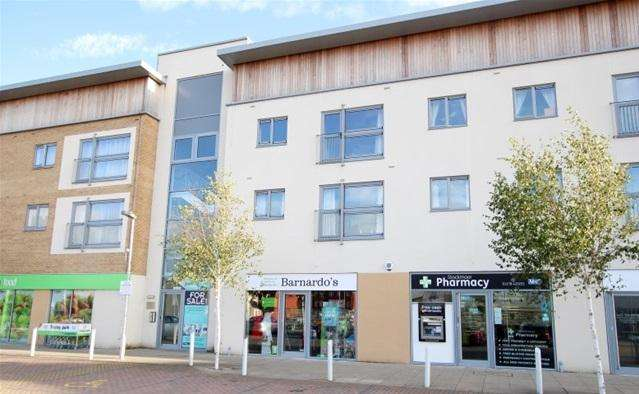 1 Bedroom Flat for sale in Nokoto Drive, Bridgwater