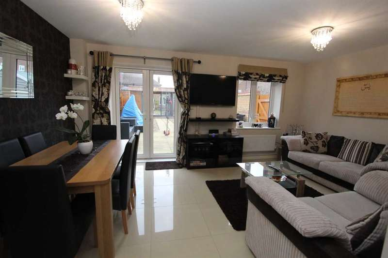 3 Bedrooms End Of Terrace House for sale in Heatherland Way, Grays, Grays