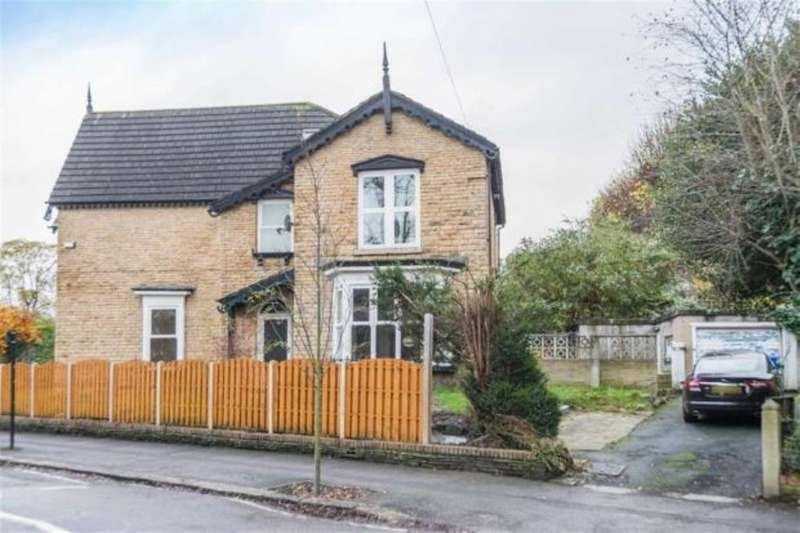 5 Bedrooms Detached House for sale in Crescent Road, Sheffield, S7