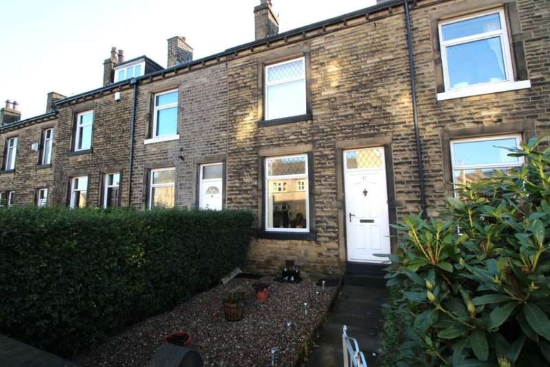 2 Bedrooms Terraced House for sale in Luck Lane, Marsh, Huddersfield, HD1