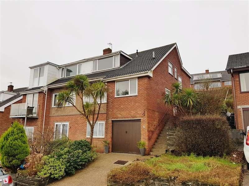 4 Bedrooms House for rent in Ravens Walk, West Cross, SWANSEA