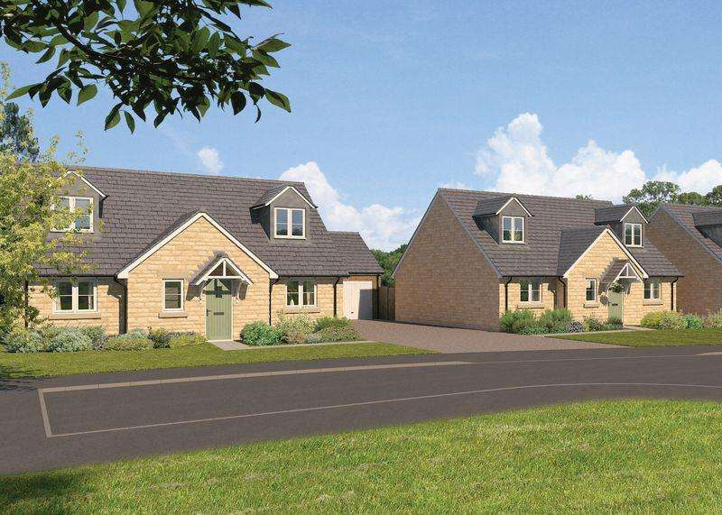 3 Bedrooms Chalet House for sale in Plot 22, The Westcot, Monks Walk, Marcham