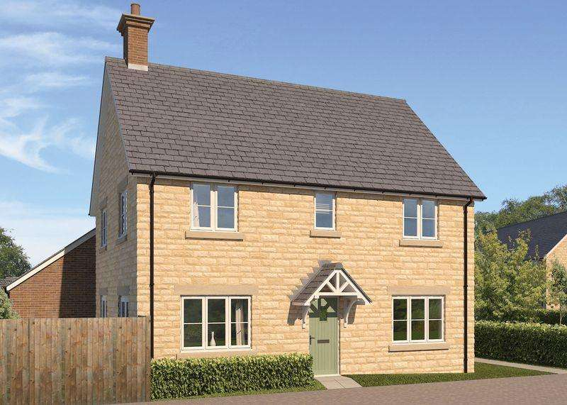 4 Bedrooms Detached House for sale in Plot 24, The Otley, Monks Walk, OX13 6GG