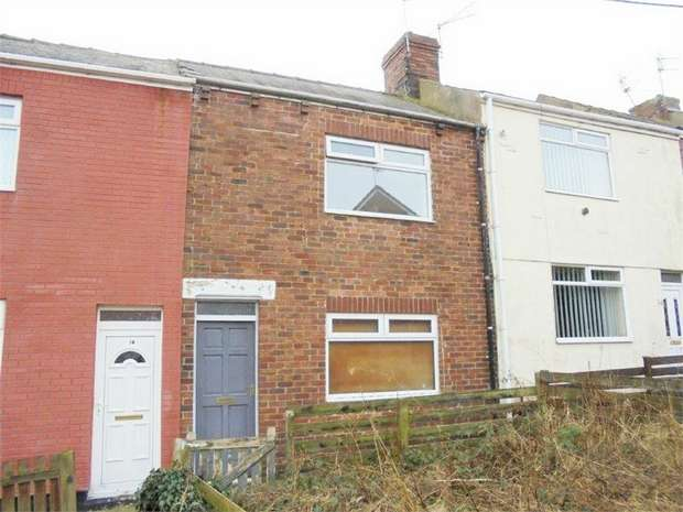 1 Bedroom Terraced House for sale in Provident Street, Pelton, Chester le Street, Durham