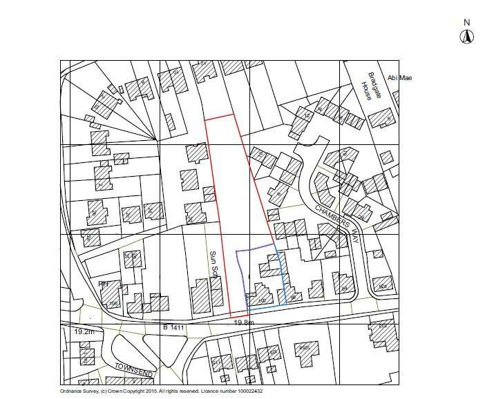 Land Commercial for sale in Land at Bramley House, Main Street, Little Downham, Ely