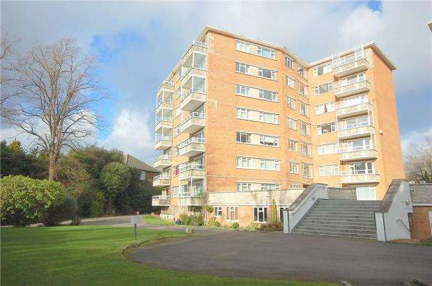 2 Bedrooms Flat for sale in Westbourne, Bournemouth, Dorset, BH4