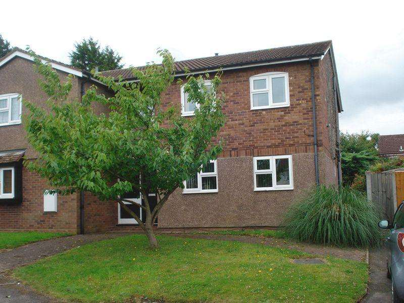 1 Bedroom Apartment Flat for sale in Hopkins Heath,Shawbirch, Telford