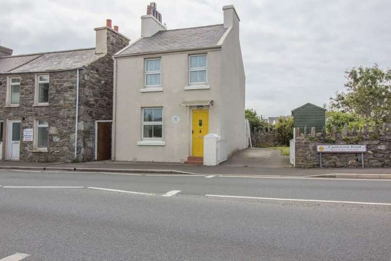 2 Bedrooms Detached House for sale in Carousel, Four Roads, Castletown Road, Port St Mary, IM9 5LS
